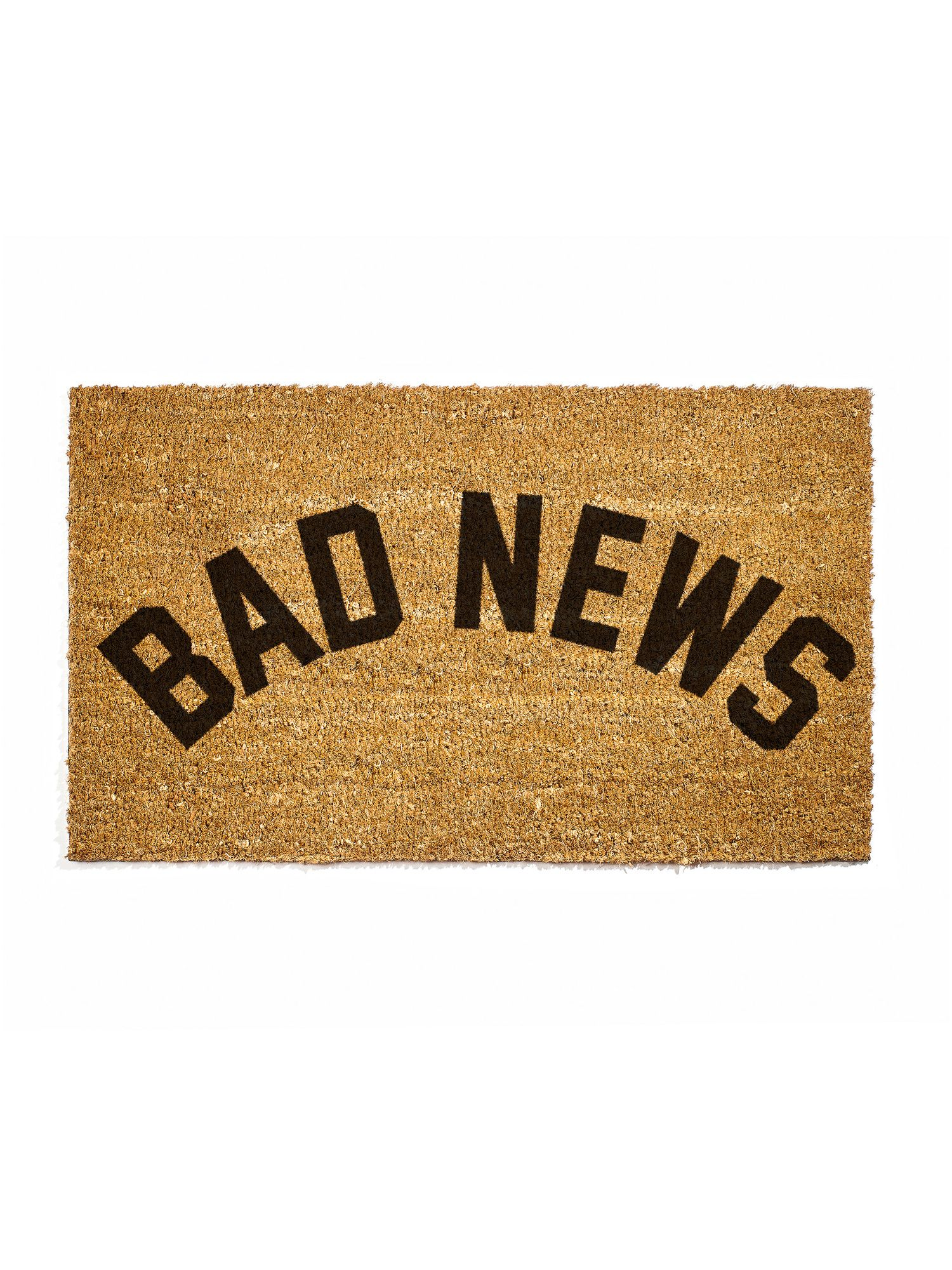 Grizzly. Bad News Doormat